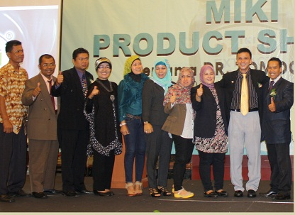 SHARING PRODUCT MIKI PRUNE EXTRACT WITH DR.TOMOO SUZUKI FROM JAPAN