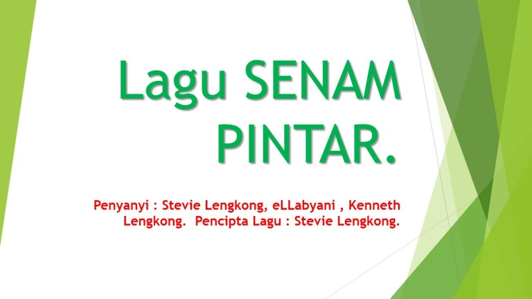 download lagu senam pintar success